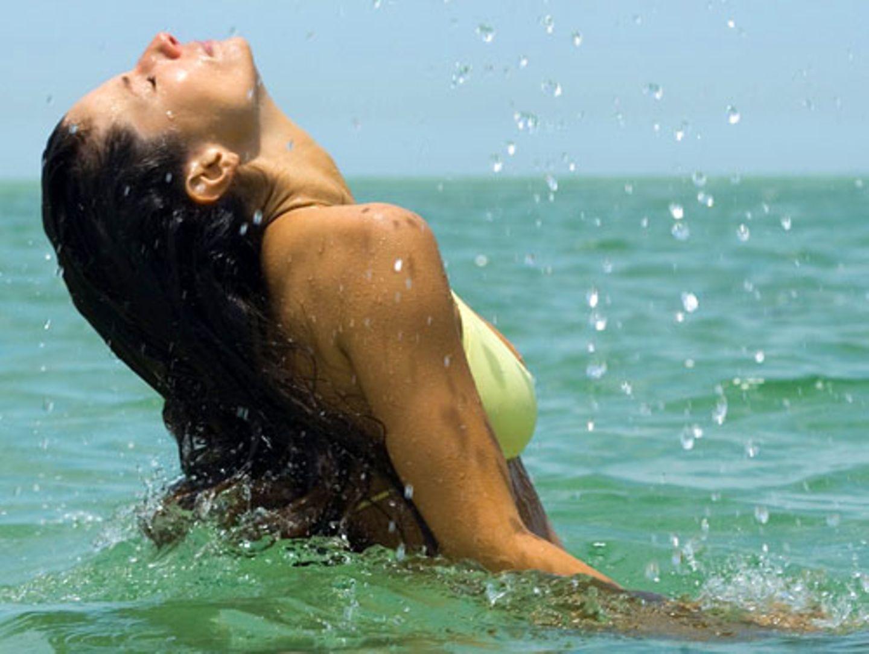 Die Sinne beleben, den Stress vergessen, die Gedanken schweifen lassen: Das Meer macht Menschen glücklich