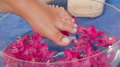 Fußpflege bei Diabetes: Pediküre par excellence
