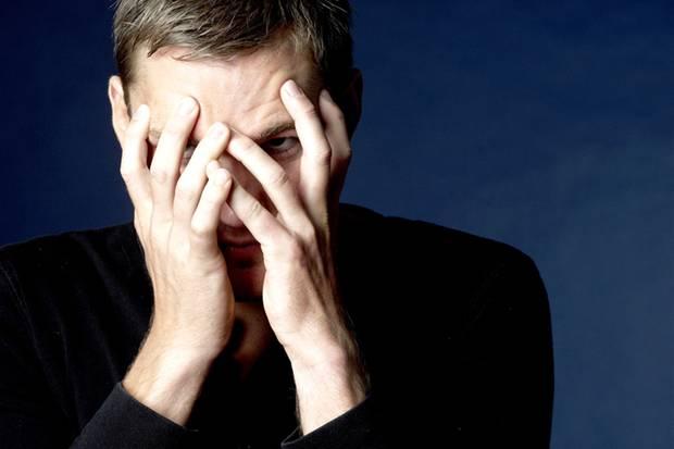 Ängste oder Depressionen können dazu beitragen, dass der Schmerz chronisch wird
