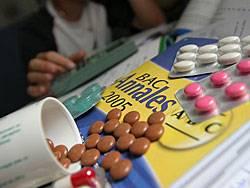 Wie die Substanzen auf Gesunde wirken, ist nicht hinreichend untersucht