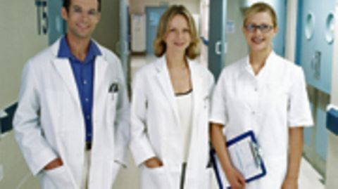 Sehr gute Aussichten: Medizinstudenten dürfen optimistisch in die Zukunft blicken