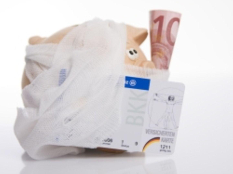 Die Einführung des Gesundheitsfonds stellt die Kassen vor neue Herausforderungen