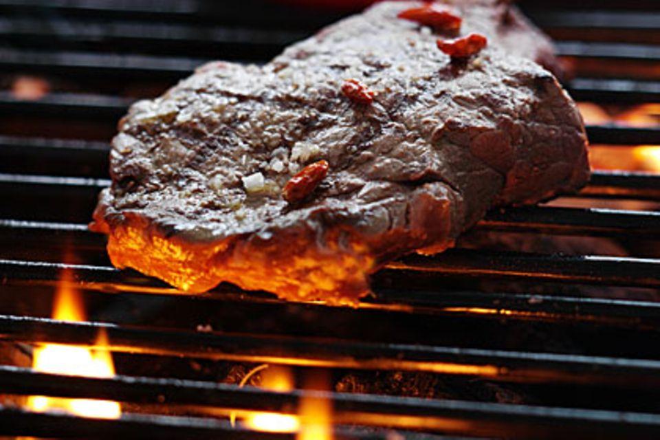 """Pro Mahlzeit ist bei Metabolic balance nur eine """"Sorte"""" Eiweiß erlaubt"""