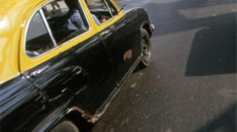 Die Taxifahrer sind vom neuen Reiheitsgebot in Mumbai besonders betroffen