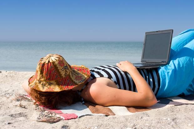 Ruhe und Entspannung beugen Kopfschmerzen vor
