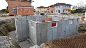 Pfusch am Bau ist keine Seltenheit: So kann sich beispielsweise falsch aufgefüllter Baugrund als nicht tragfähig erweisen