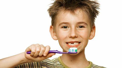 Zahnpflege bei Kindern: Vom ersten Zahn an sauber