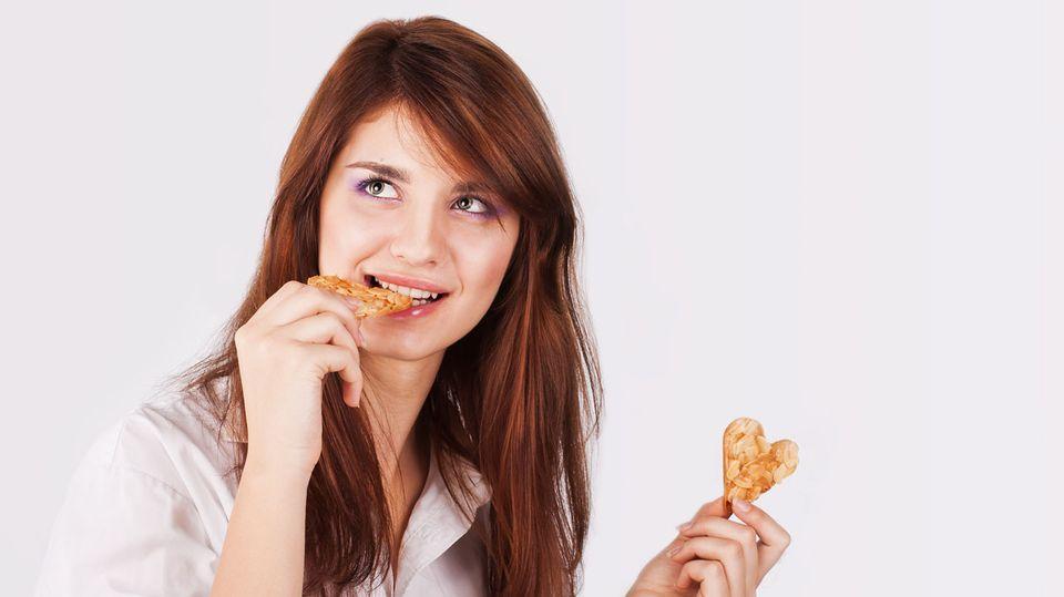 Zuckerkranke dürfen naschen, auch normale Kekse