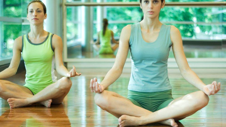 Den gewünschten Effekt bringt Yoga nur, wenn man ihn richtig ausführt
