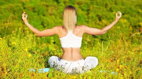 Der Rücken braucht Bewegung, um stark zu sein