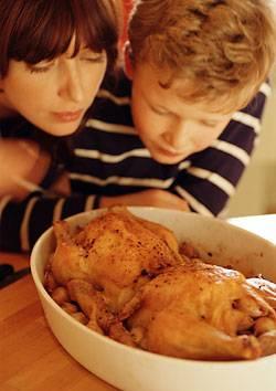 Für Anosmiker wird Essen oft zur Pflichtübung - das Aroma einer Speise wird über den Geruch ermittelt