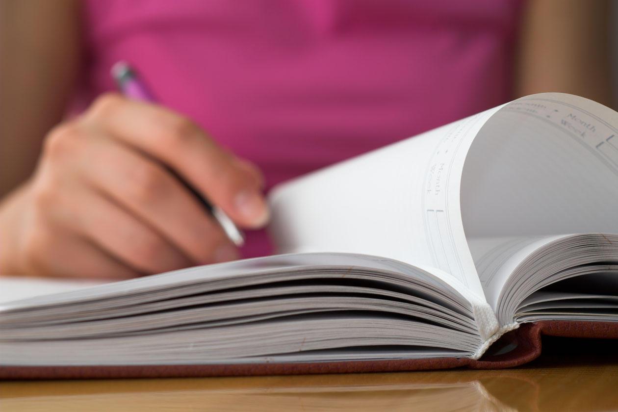 Diabetes-Tagebuch: Kleine Notiz, großer Überblick   STERN.de