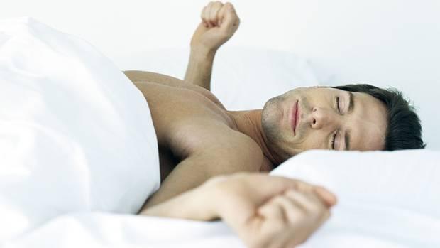 Bleiben Sie locker und gelassen - dann schlafen Sie besser