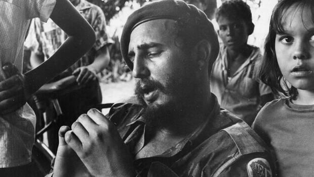 Mai 1975: 20 Jahre war Fidel Castro damals der Maxímo Líder, weitere 30 sollten folgen