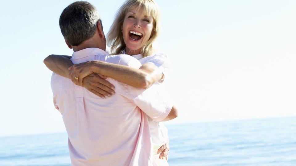 Viele Frauen erleben in den Wechseljahren ein Gefühl der Befreiung