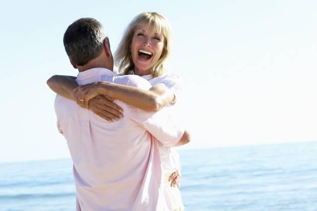 Ehe nach der Menopause