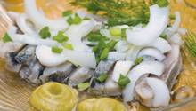 Fette Fische wie Hering sind gute Quellen für essenziellen Fettsäuren