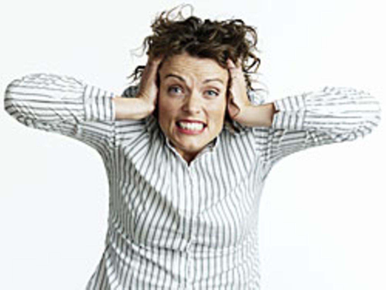 Pfeifen, Zischen, Kreischen - jeder vierte Deutsche leidet unter Tinnitus