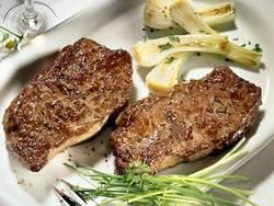 """Steak mit Gemüse: """"Kohlenhydratbeilagen man eher als Geschmackskomponenten betrachten"""""""