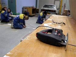 2004 beschloss die Bundesregierung eine Novelle der Handwerksordnung