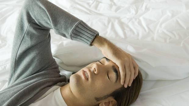 Das Gehirn eines Migränepatienten reagiert besonders intensiv auf äußere Reize