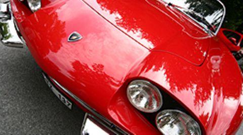 Die Liebe zu einem Lamborghini brachte einem Autonarren schmerzhafte Schläge ein