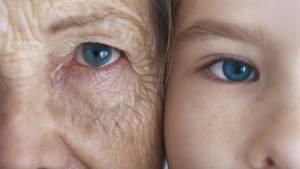 Unsere Haut altert genauso wie alle anderen Organe unseres Körpers