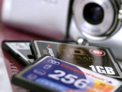 Speicherkarten: Gelöscht geglaubte Daten sind oft noch abrufbar