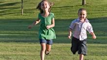 Zuckerkranke Kinder dürfen tollen und toben wie andere Kinder auch