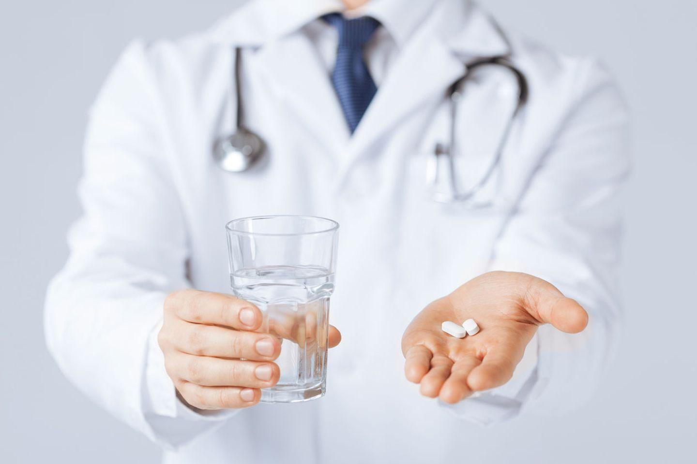 Kopfschmerztabletten sollten Sie nicht öfter als an zehn Tagen im Monat nehmen