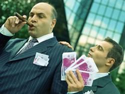 Das hässliche Bild des gierigen Managers: Wenn erfolgreiche Vorstände den Kontakt zur Realität verlieren, neigen sie zu riskanten Deals