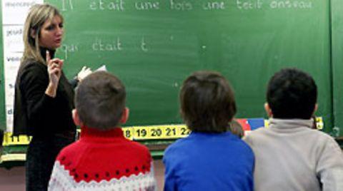 Viele westdeutsche Länder sind auf der verzweifelten Suche nach geeigneten Lehrkräften