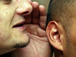 Ohren haben ihren eigenen Schutzmechanismus gegen Lärm