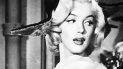 "Marilyn Monroe in ""Blondinen bevorzugt"""