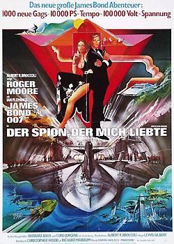 Im Lotus und an der Seite der russischen Geheimagentin Anya Amasova rettete James Bond 1977 die Welt