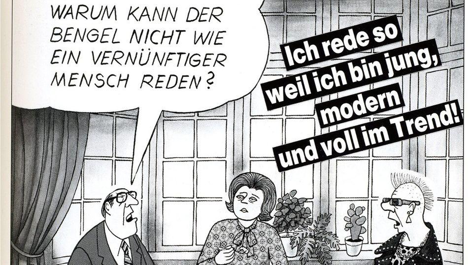 stern-Cartoons: Markus