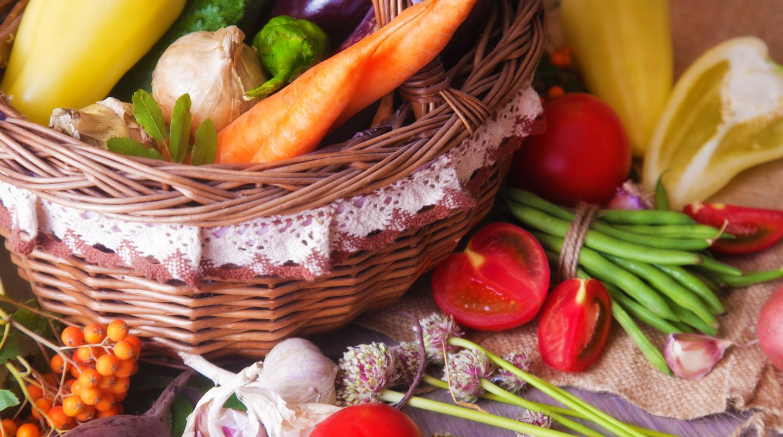Empfohlene Lebensmittel für eine gesunde Ernährung