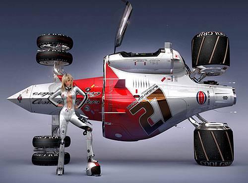 Hybride Pilotinnen und rasante Renner