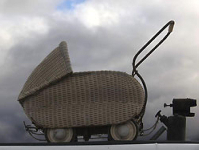 Wenn der Kinderwagen leer bleibt, belastet das auch die Partnerschaft