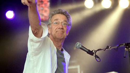 Ray Manzarek, Keyboarder von den Doors