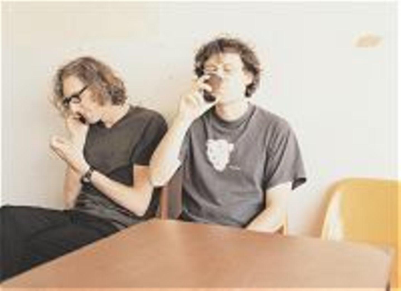 Notwist: Martin Gretschmann und Markus Acher