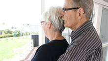 Im Alter will man genießen. Eine gute Vorsorge kann dabei helfen