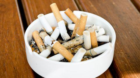 """""""Ich bin das Rauchen schon lange leid"""", sagt Christian Schütte - doch bisher wurde er stets rückfällig. Klappt es diesmal mit """"Champix""""?"""