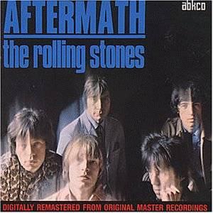 """Das erste Album der Rolling Stones, das ausschließlich aus Eigenkompositionen besteht. Mit """"Mother's Little Helper"""", """"Lady Jane"""" und """"Under my Thumb"""" enthält Aftermath aus dem Jahr 1966 Klassiker, die noch Jahrzehnte später zum Standardrepertoire der Band gehören."""