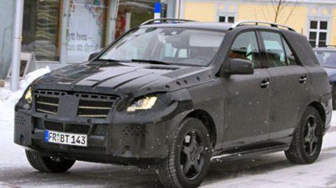 Neuer Mercedes ML 2011: Dicke Brummer sterben nie