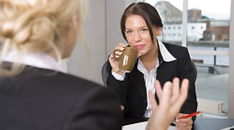 Chefs schätzen es, wenn sich ihre Angestellten für mehr Gehalt einsetzen