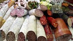 Salami gehört zu den beliebtesten aber auch fettesten Wurstsorten. Forscher haben jetzt eine Methode entwickelt, um Wurst möglichst fettfrei herstellen zu können
