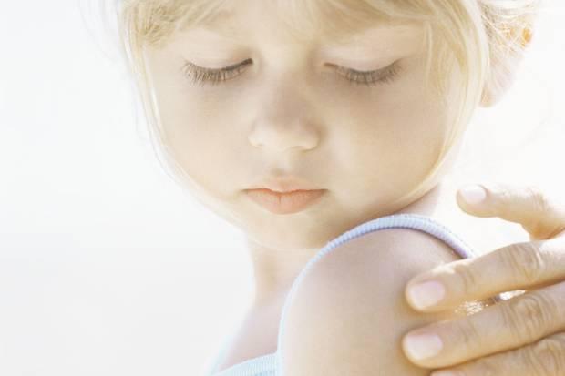 Hautprobleme Bei Kindern Keine Panik Bei Pusteln Und Pickeln Sternde