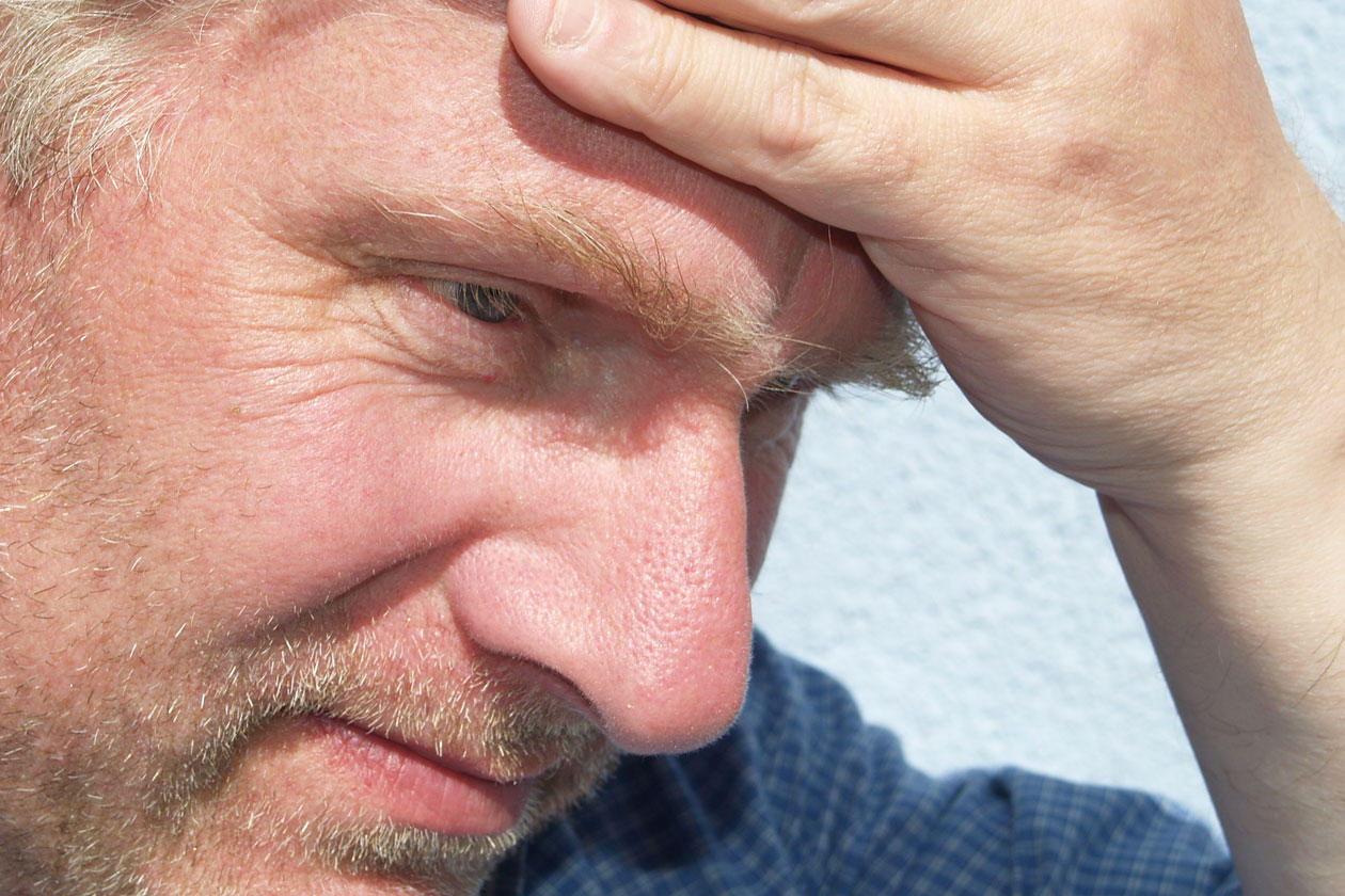 Sekundäre Kopfschmerzen Quellen Der Qual Sternde