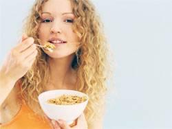 Wer gerne Müsli und Cornflakes nascht punktet mit IQ